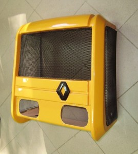Grill Renault serie -34