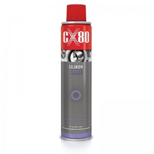 CX-80 SILIKON SPRAY 300ml