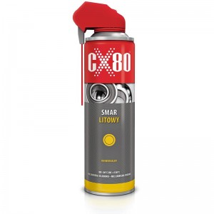 CX-80 SMAR LITOWY AEROZOL 500ml